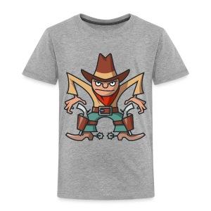 VL105A_Cowboy_4c T-Shirts - Kinder Premium T-Shirt