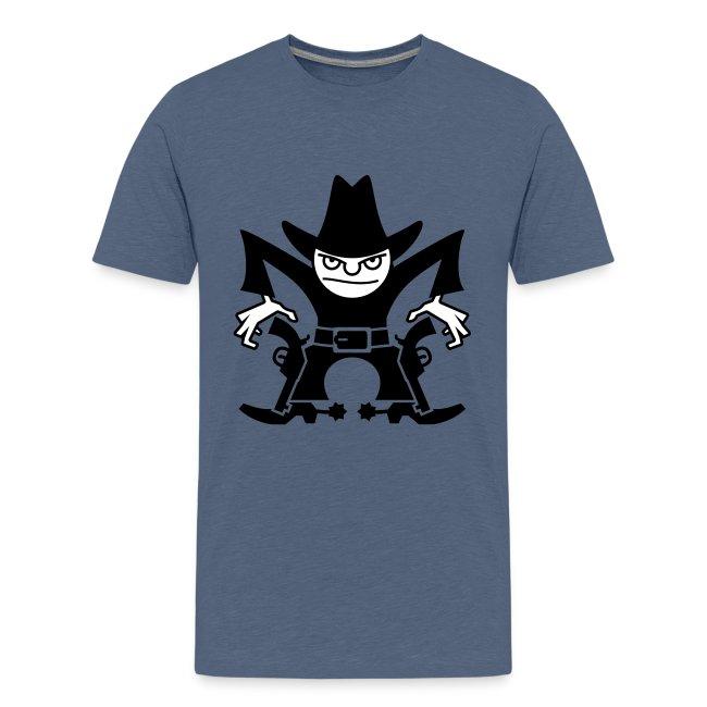 VL105D_Cowboy_2c T-Shirts