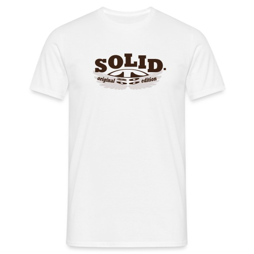SoliD OG since 2000 - Mannen T-shirt