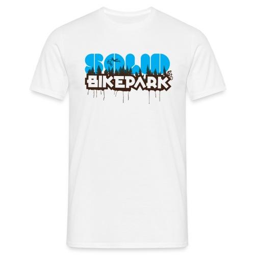 SoliD bikepark - Mannen T-shirt