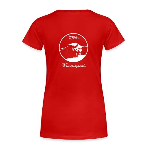 Flydal Vrenelisgärtli - Frauen Premium T-Shirt
