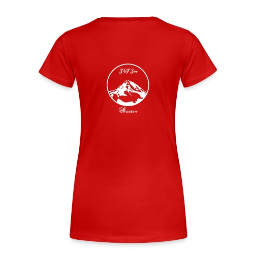 Flydal Bristen - Frauen Premium T-Shirt