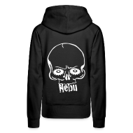 Pullover & Hoodies ~ Frauen Premium Kapuzenpullover ~ Pullover Nebu Logo