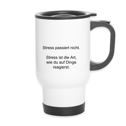 Stress - Thermobecher