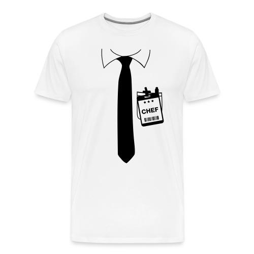Maglietta da uomo chef - Maglietta Premium da uomo