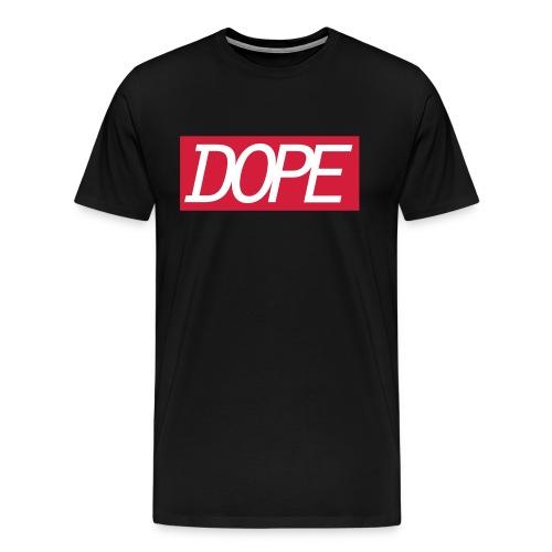 Dope - Herre premium T-shirt