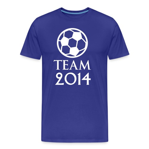 team 2014 - T-shirt Premium Homme