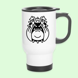 Brutus, la tête - Mug thermos