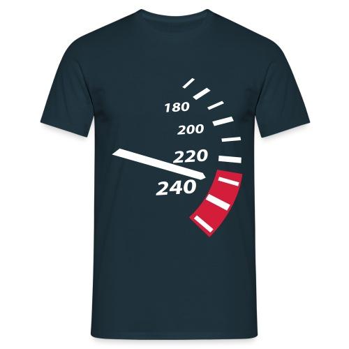 carspotter official crewmember - Mannen T-shirt