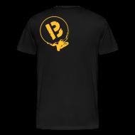 T-Shirts ~ Männer Premium T-Shirt ~ rythmo sunny-yellow