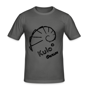 Just Kulo - Men's Slim Fit T-Shirt