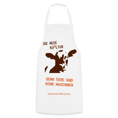 Schürze KuHltur - Kochschürze