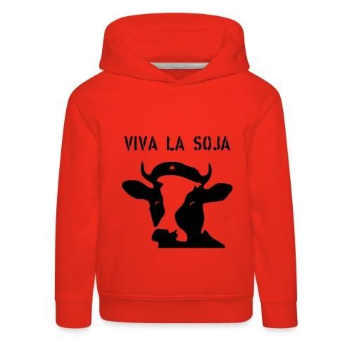 Kinder-Kapuzenpulli Viva - Kinder Premium Hoodie