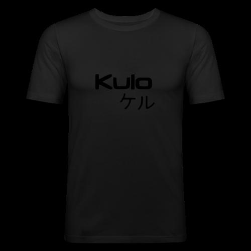 Kulo  - Men's Slim Fit T-Shirt