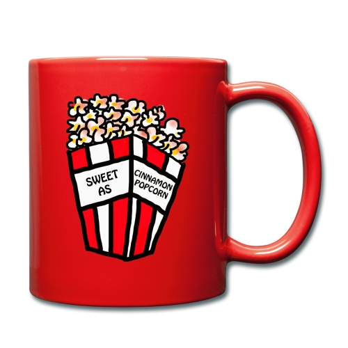 Popcorn Mug - Full Colour Mug