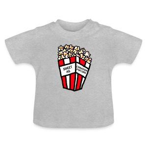 Popcorn Baby Tshirt - Baby T-Shirt