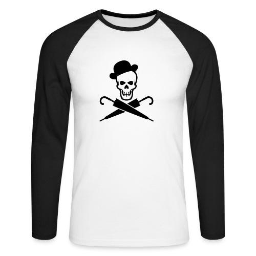 Baseballshirt BOWLER HAT - langarm - Männer Baseballshirt langarm