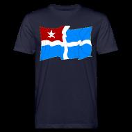 T-Shirts ~ Männer Bio-T-Shirt ~ Κρήτη