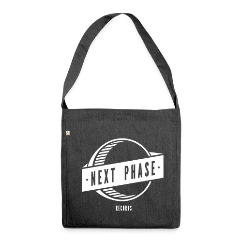 Next Phase Records OG Bag - Shoulder Bag made from recycled material