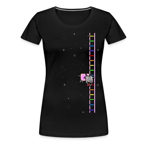 Flappy Goat - Women's Premium T-Shirt