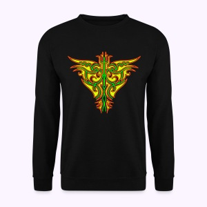 Maori Firebird Men's Sweatshirt - Mannen sweater