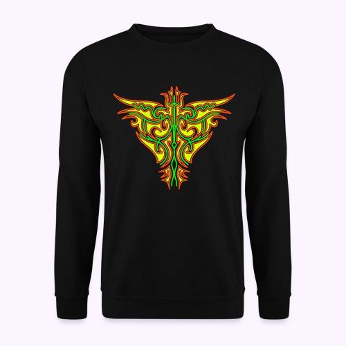 Maori Firebird Men's Sweatshirt - Men's Sweatshirt