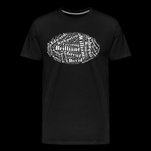 Greatest Try - Men's Premium T-Shirt