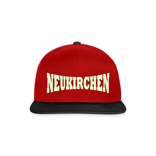 Neikirchen Glow in the Dark Cap - Snapback Cap