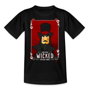 Something Wicked This Way Comes Kids T - Kids' T-Shirt