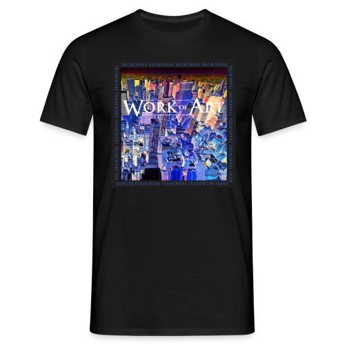 Framework T-shirt - Men's T-Shirt
