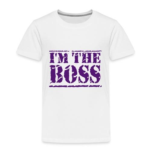 Boss Baby T-Shirt - Maglietta Premium per bambini