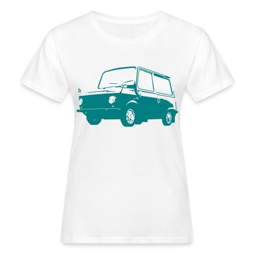 Postkassörskans II - Ekologisk T-shirt dam