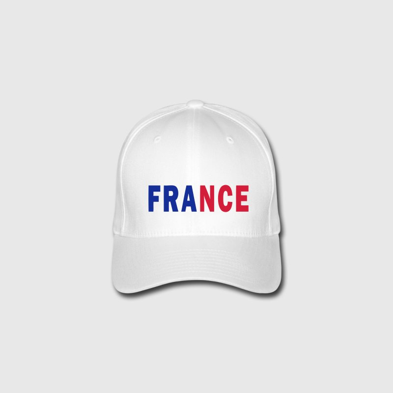 france - vector design Casquettes et bonnets - Casquette Flexfit