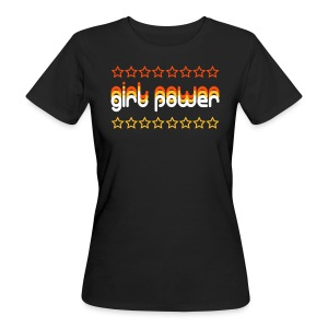 Girl Power Maternity T-Shirt - Women's Organic T-shirt