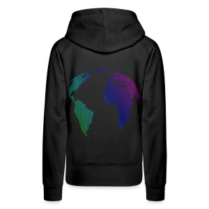 Colorful Planet - Women's Premium Hoodie