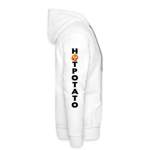 hotvertical.png - Sweat-shirt à capuche Premium pour hommes