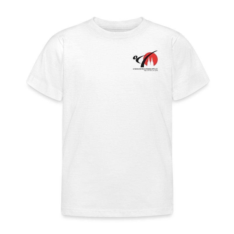 Fanshop_Logo_Karate_Ag - Kinder T-Shirt