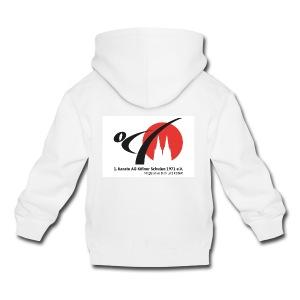 Kinder-Kapuzenpullover mit Vereinslogo - Kinder Premium Hoodie