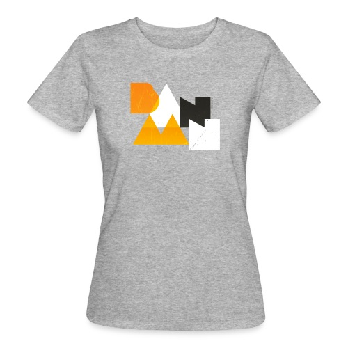 BANAAN/03 vrouwen bio - Vrouwen Bio-T-shirt