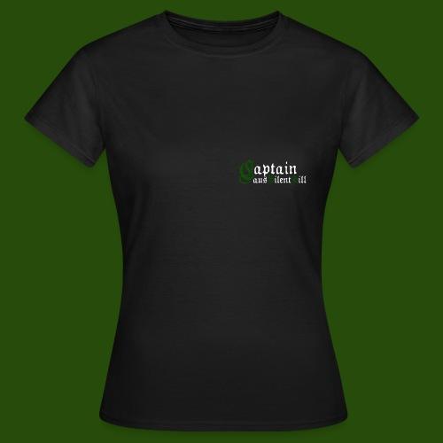 Frauen-T-Shirt Captain aus Silent Hill  - Frauen T-Shirt