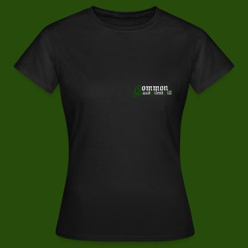 Frauen-T-Shirt Common aus Silent Hill - Frauen T-Shirt