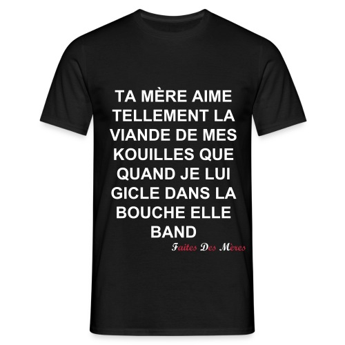 MERE BAND - T-shirt Homme