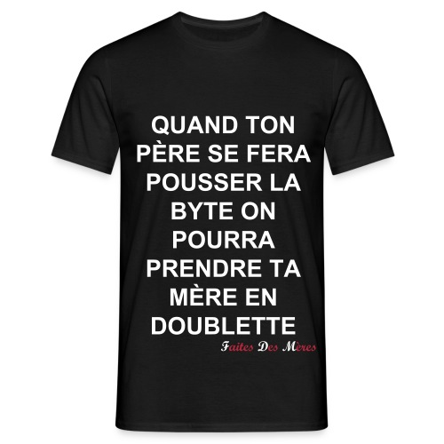 PERE BYTE - T-shirt Homme