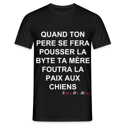 PERE BYTE 2 - T-shirt Homme