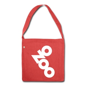 NO ZOO | Tasche - Schultertasche aus Recycling-Material