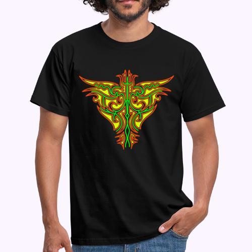 Maori Firebird: Men Classic Shirt - T-shirt Homme