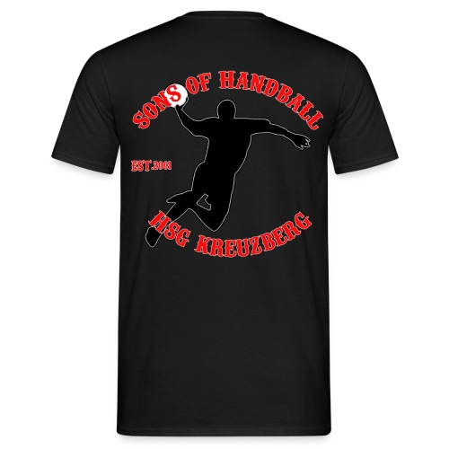 SONS OF HANDBALL - Männer T-Shirt