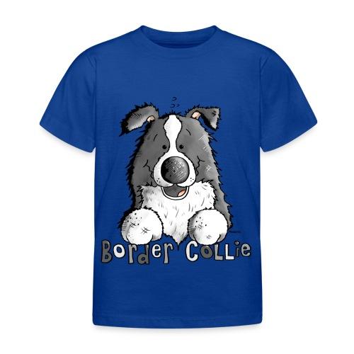 Border Collie - Kinder T-Shirt