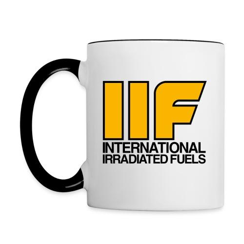 Northmoor IIF Logo Mug - Contrasting Mug
