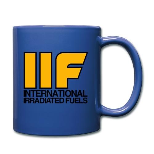 Northmoor IIF Logo Blue Mug - Full Colour Mug